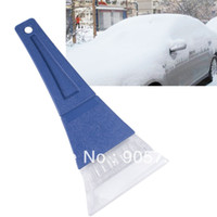 Brush Sponges, Cloths & Brushes Yes Portable Mini Winter Car Snow Ice Shovel Removal Clean Tool