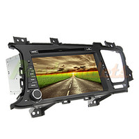 Wholesale 8 Inch Din Android Car DVD Player For KIA K5 OPTIMA With GPS BT TV RDS FM WiFi PIP iPod