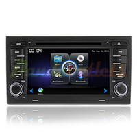 Wholesale Car DVD Player for Audi A4 Support GPS Canbus iPod BT RDS Touch Screen