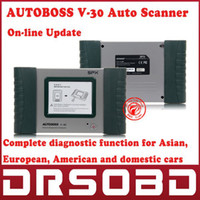 Wholesale SPX AUTOBOSS V30 Auto Scanner original online update V Vehicle Diagnostic Coinputer Asian European American domestic
