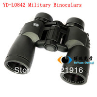 Yes 174x59x139mm  YD L8x42 Military Hunting Binoculars HD High-Powered Night Vision Goggles Waterproof Antifog 38022