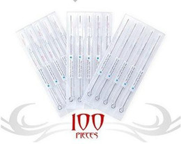 Wholesale Pro Round Liner Shader Magnum MIX MIXED ASSORTED Tattoo Needles TATOO INK