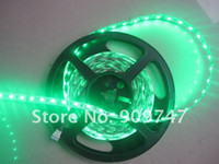 Wholesale 5M LEDs RGB Color Changing Magic LED Light Strip Waterproof