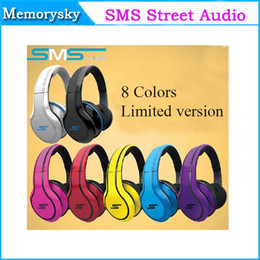 Rue sms via un casque d'oreille en Ligne-Édition limitée SMS Audio Street by 50 Cent Over-Ear Wired Headphones 002142
