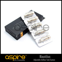 Cheap Electronic Cigarette Aspire Nautilus Coil Head Best Heating Wire 1.6ohm/1.8ohm rebuildable atomizers cor