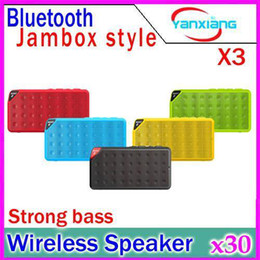 Wholesale Small manufacturers selling water cube X3 cube bluetooth speakers wireless bluetooth hands free calls your acoustics ZY YX