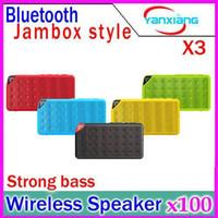 2.1 audio upgrades - DHL Bluetooth speaker upgraded version of X3 Bluetooth card mini portable speaker ZY YX