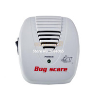 Wholesale 2014 New Arrival Hot Sales Ultrasonic Electronic Mouse Mosquito Insect Cockroach Pest Repeller Reject
