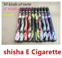 Electronic Cigarette E Cigarette 10 Pictures New Disposable Electronic Cigarette E Shisha Pen Health 50 Fruit flavor hookah vapor 10 colors shisha time 280mah Battery E Cigarette