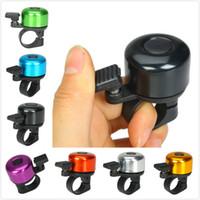 Wholesale Luxury Alarm bike Horns Bicycle Ring Bell Sounds Cycling Sport Bike Rings Bells Aluminum bike rings