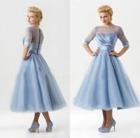 Wholesale Affordable Tea Length Wedding Dresses - Buy Cheap ...