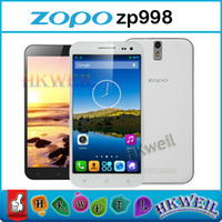 ZOPO ZP998 Octa Core 1. 7GHZ Cell Phone MTK6592 Android4. 2. 2 ...