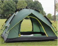 Wholesale Retail High quality Instant tent Automatic camping tent person Double layer R756