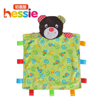 Wholesale Hot Sale Hessie Children Soft Fleece Baby Blanket Bedding Bedclothes Newborn Sleeping Sheet Animal Kids Towel