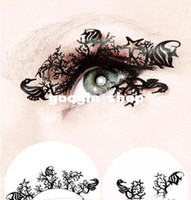 Wholesale Pear art paper cutting false eyelashes natural