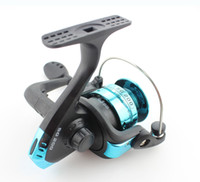 Saltwater blue gold 1 High Quality Fishing Spinning Reel SG200 5.1:1 Fishing Tackle Reels Fishing Equipment EMS L621
