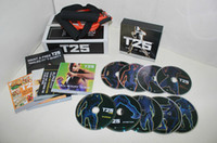 Wholesale New FOCUS T25 WORKOUT DVD SET with Resistance Band