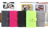 Wholesale Fashion PU Leather Card Holder Case W Slots