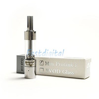 Electronic Cigarette Atomizer  Original Kanger mini protank 3 Kangertech Atomizer mini Pro tank 3 Atomizer Clearomizer 1.5ohm coil head SS tip Pyrex Glass Newest