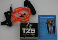 Resistance Bands Black  t25 Focus MIB workout by healthbody T25 Keep healthy