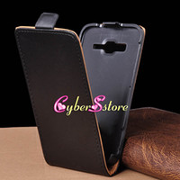 Leather galaxy s4 active - Galaxy S4 Active Mini Case Luxury Verticle Up and Down Open PU Flip Leather Case Cover For Samsung Galaxy S4 Active Mini i8580