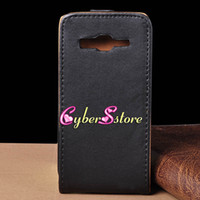 galaxy s4 active - Galaxy S4 Active Mini Case Hot Selling Verticle Up and Down Open PU Flip Leather Case Cover For Samsung Galaxy S4 Active Mini i8580