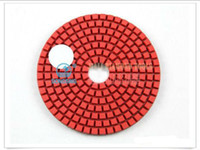Wholesale 4DS1 quot Wet Polishing Pads polished pad granite grinding wheels diamond tool