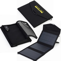 Wholesale Foldable Solar Panel Wallet W Design For Mobile Phone MP3 Digital Cameras Mobile Power TY003