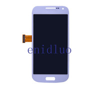 Wholesale OEM LCD Assembly Display Touch Screen Digitizer Replacement For Samsung Galaxy S4 Mini i9190 i9195 i257 i435 L520