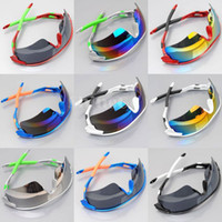 Wholesale 10 Fashion Cycling Riding Bicycle Sports Eyewear Protective Goggle SunGlasses UV400
