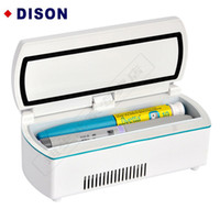 12V 1-5L Other 2014 New Dickson portable insulin cold boxes 2-8 degrees drug storage freezer small refrigerator