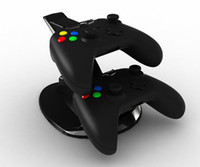 Cheap Free Shipping Black Fast Charging Stand Dock For Microsoft Xbox One Controller
