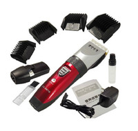 Wholesale electric hair clipper for men professional hair trimmer high quality hair cutting machine