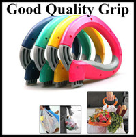 plastic bag carrier - High Quality One Trip Grip Shopping Grocery Bag Grip Holder Handle Carrier Tool