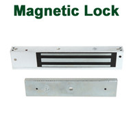 Wholesale Electric Single Door V Magnetic Electromagnetic Lock KG LB Holding Force for Access Control witn LED Light