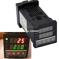Wholesale 2014 Hot Sell to degree PID Digital Temperature Control Controller Thermocouple New SV001100 b012