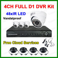 Wholesale Effio TVL SONY CCD Security System CH Channel Full D1 H DVR Video Recorder System Real time Work Support G Mobile View