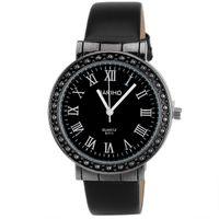 Wholesale Bariho Unisex Retro Stylish Quartz Analog Watch with Leather Strap