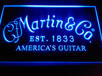 Wholesale Martin Guitars Acoustic Music Neon Light Sign LL169b