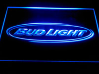 Acrylic Plastic beer neon light - Bud Light Beer Bar Pub Club NR Neon Light Signs LA001b