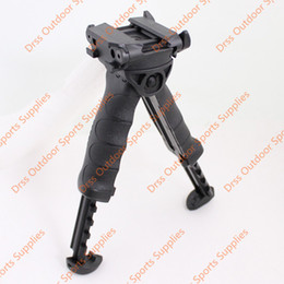 Wholesale Drss Drss MAKO Group FAB Defense Unmarking T POD G2 Rotating Tactical Foregrip amp Bipod Black