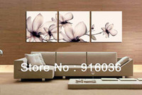 Yes No No Free shipping 3 Panels Huge Modern Painting Picture Living Room Wall Hanging Art Decorative Combination Paint Canvas Print pt13