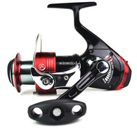 Spinning Yes Front Drag Spinning Reel Wholesale - Free shipping GOOD FISHING GEAR CATKING EY60 spinning reel a Fishing Reels Bait Alert Spinning