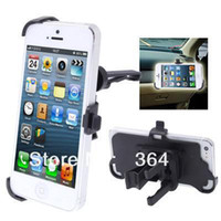 apple air conditioning - Air Conditioning Vent Car Holder Specially Design for Apple iPhone Black Color Air Conditioning Vent Car Holder For iPhone5