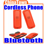 Wholesale Colombo Multi Colored Bluetooth Digital Cordless Phone With Speaker Phone for iPhone G Drop Shipping