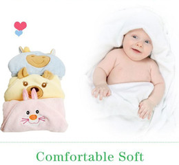 Wholesale New Rather Comfortable Soft Children Baby Sleeping Bag Infant Blankets Worn Cloak Cape Coat Worldwide