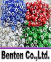 Glass cheap pandora bracelet beads - LLFA4761 Lampwork Glass Beads For Pandora Cheap Murano Bead Fit Charm Bracelet