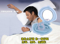 Wholesale Anti Snoring Device STOP snoring Nose plug clip snoring aid Nasal Snor AID Sleep