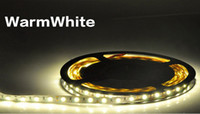 Wholesale SMD LED Strip Light V M Leds Drop Glue Waterproof Flexible Led Strips Lamp IP44 Free Fedex Shipping