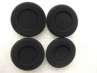 Wholesale 20Pcs Replacement Soft Sponge Foam Headphones Earphone Cover Ear Pad mm diameter